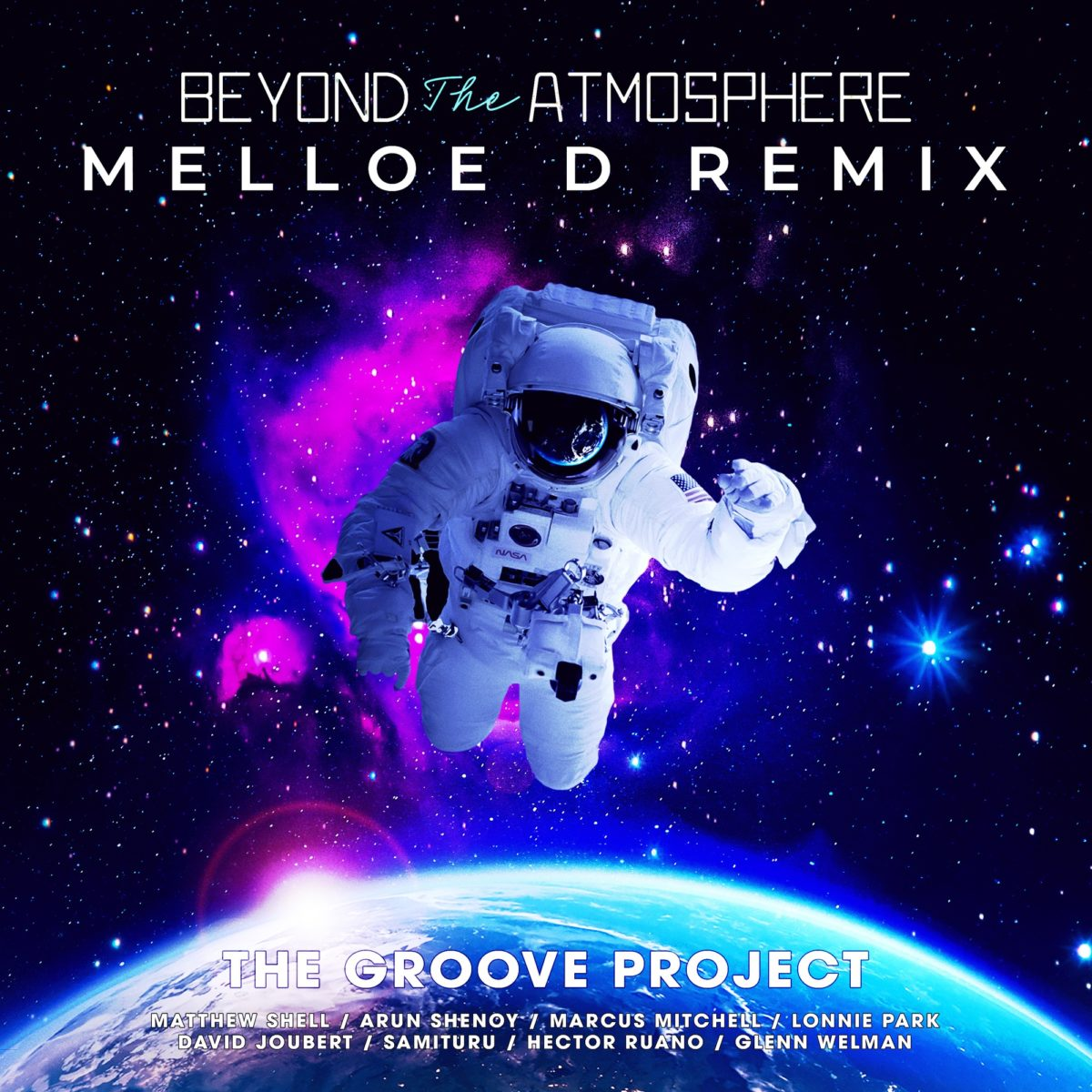 Beyond the Atmosphere - Cover Art Remix 2000px
