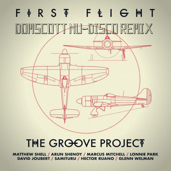 First Flight - Domscott Remix Cover