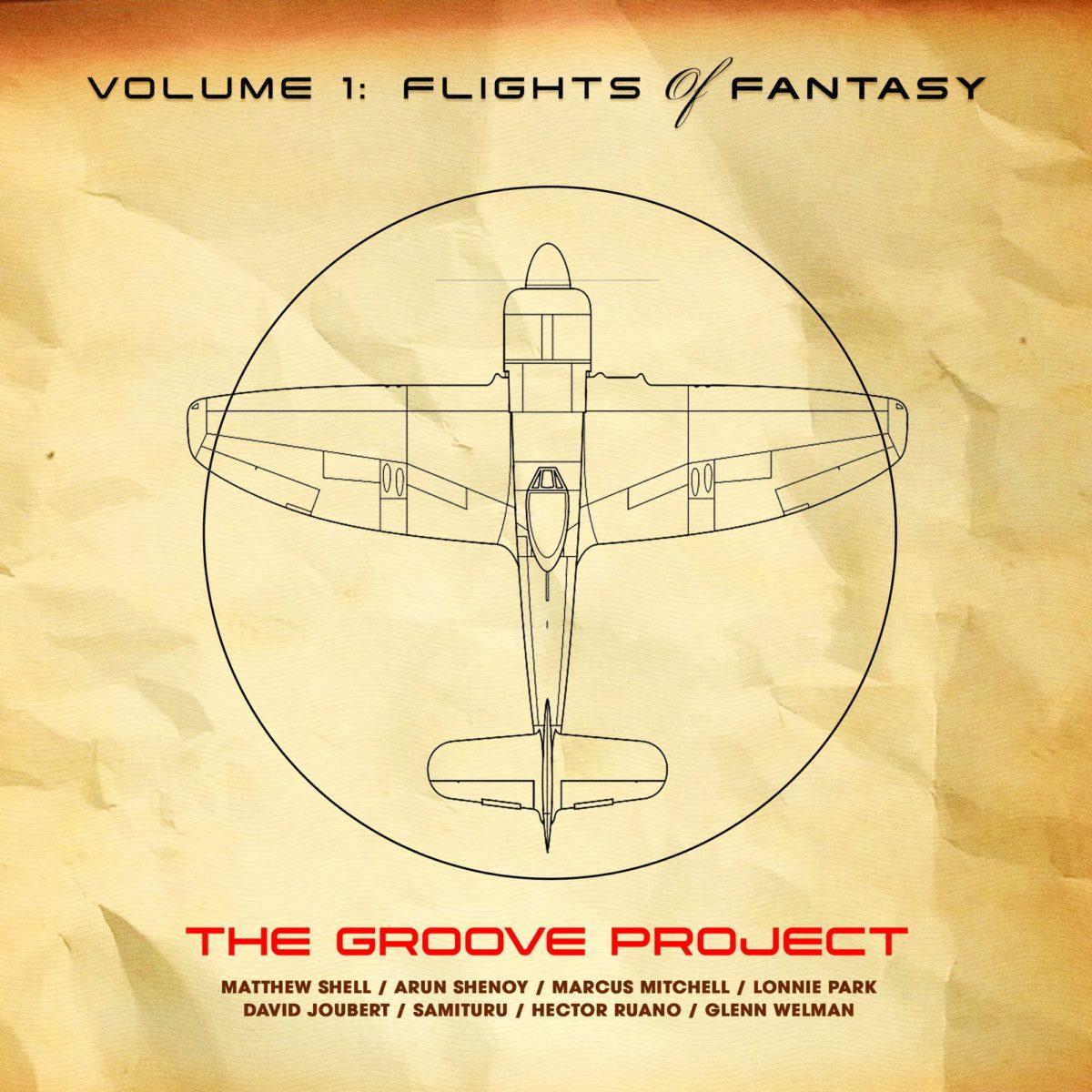 Flights of Fantasy - Cover Art 2000 px