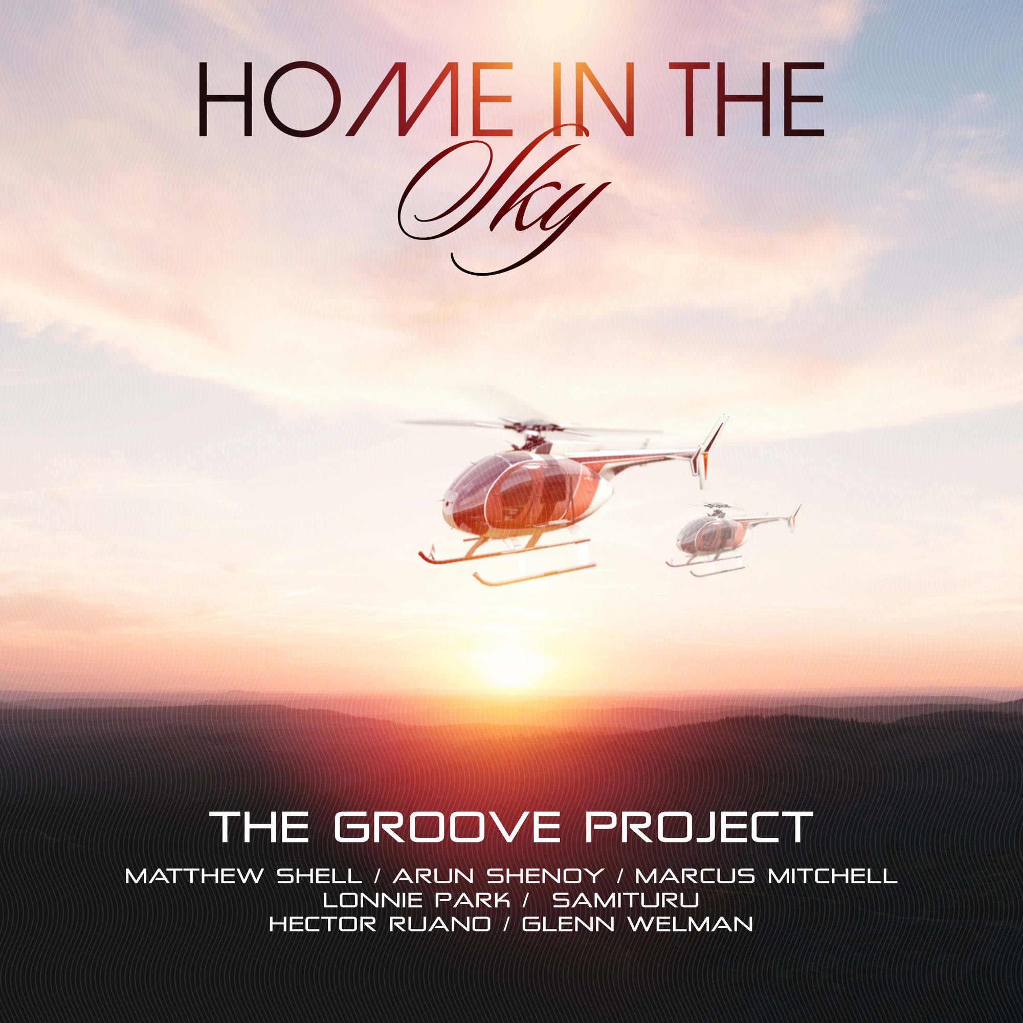 01. Home in the Sky