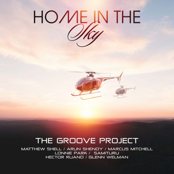 Home in the Sky - Cover Art