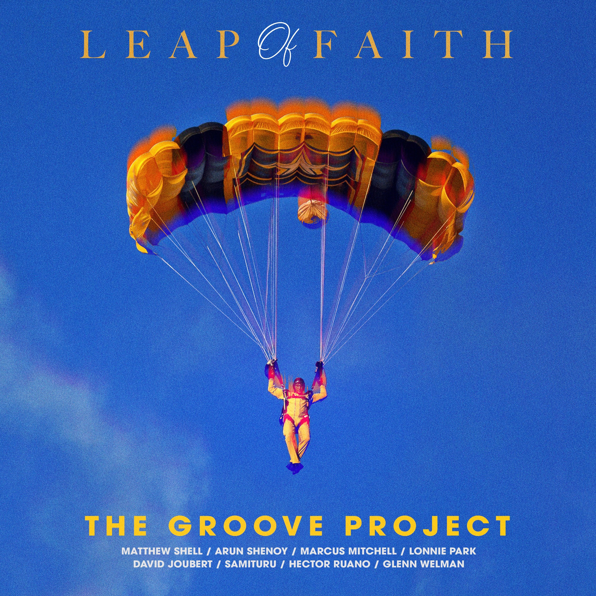 08. Leap of Faith
