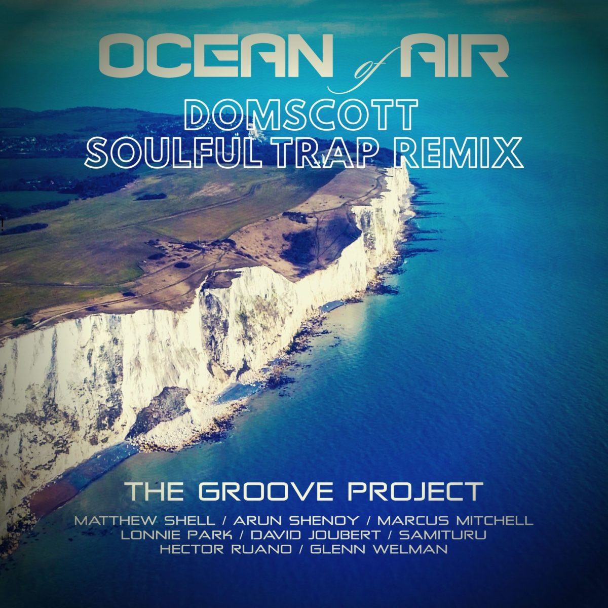 Ocean of Air - Domscott Soulful Trap Remix Front Cover Art 2000px