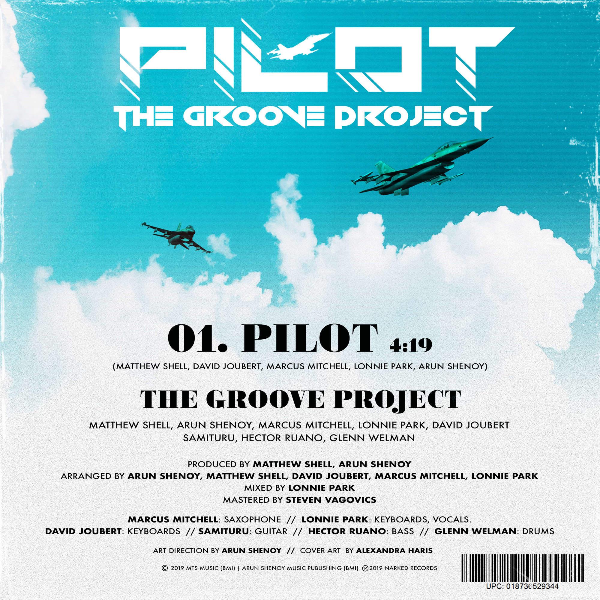 Pilot - Credits Sheet