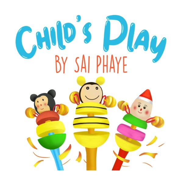 Sai Phaye - Child's Play - Cover Art - 2000px