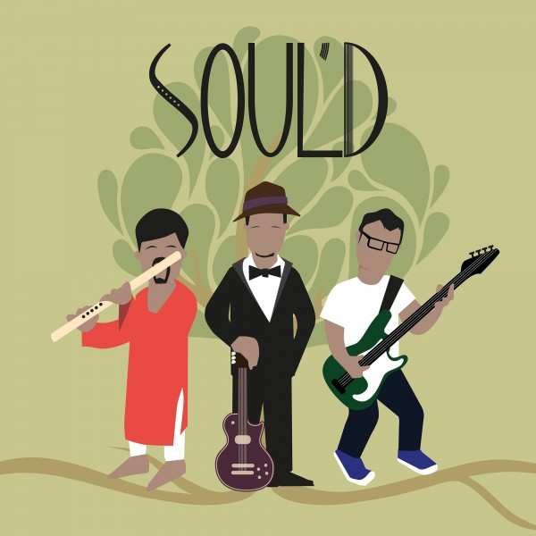 Soul'd Single Cover Art