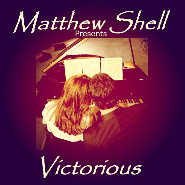 Victorious Cover Art